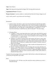 persuasive speech persuasive speech outline