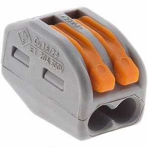 Domino Electrique Wago : bornes wago s2273 121466 electricit ~ Melissatoandfro.com Idées de Décoration