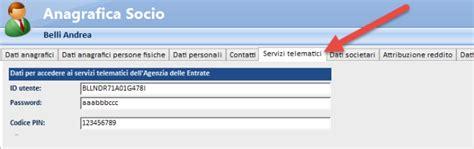 cassetto fiscale login la gestione cassetto fiscale software per