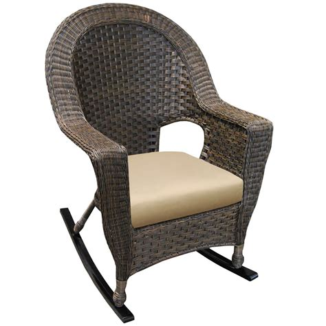 100 black wicker rocking chair design dining room