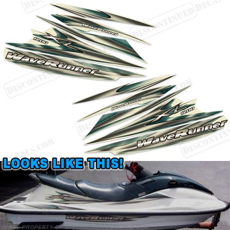 Yamaha Boat Decals by Pwc Jet Boat Decals Page 2