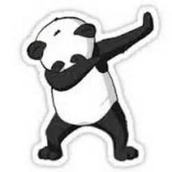 Minecraft Panda Dabbing