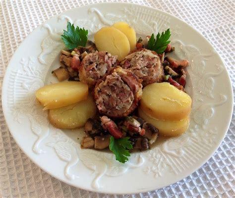 cuisine a domicile fricassee d 39 andouillette la monlassière