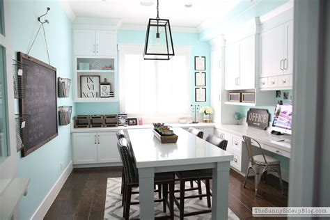 Decorated Office/craft Room!-the Sunny Side Up Blog