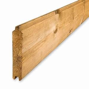 Planche Bois Autoclave : palissade et cloture bois claustra parana sur le site ~ Premium-room.com Idées de Décoration