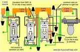 Wiring A 4 Way Dimmer Switch Diagram