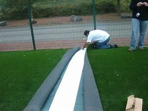 Comment Poser Du Gazon Synthétique : poser une bache geotextile ~ Nature-et-papiers.com Idées de Décoration