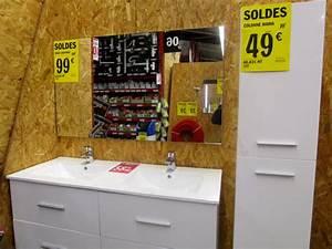 double vasque salle de bain brico depot solutions pour With meuble salle de bain double vasque brico depot