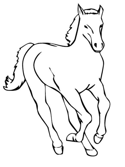 cute baby horse coloring pages  coloring pages
