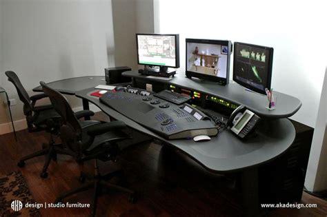 home officedeskwork space battle station
