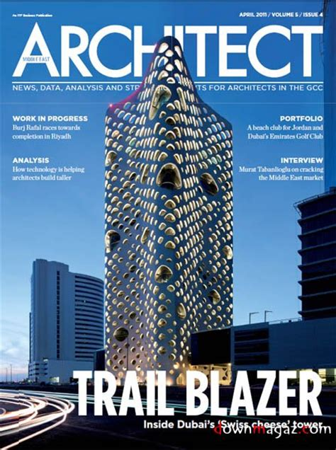 Middle East Architect  April 2011 » Download Pdf