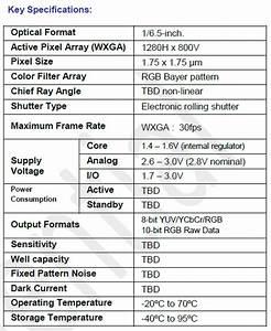 Image Sensors World  Cista And Smic Start Mass Production Of 0 13um