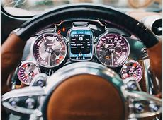 Pagani Huayra The steampunk hypercar interior that will