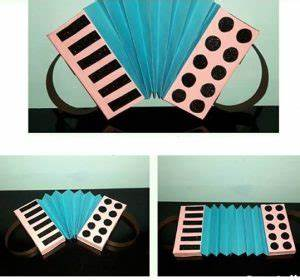 Musical instruments crafts for preschool funnycrafts