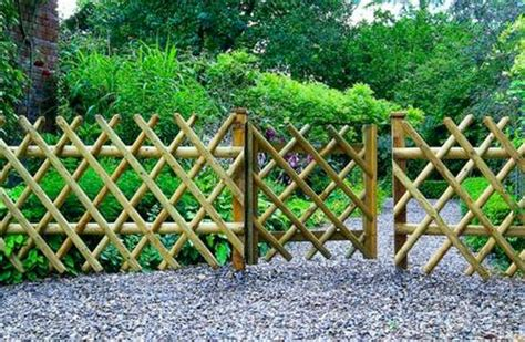 bamboo fencing diy architectural design
