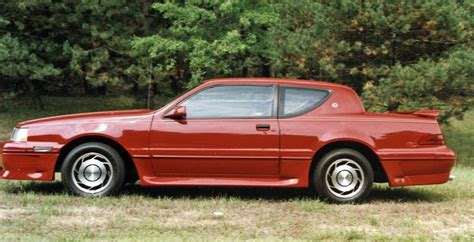 1988 Cougar Xr7 Left Side.jpg Photo