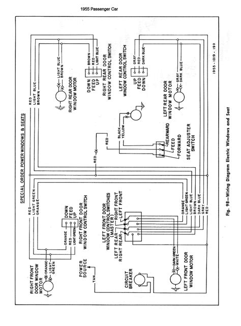 Power Window Wiring Diagram Ford Truck by 4 Best Images Of 55 Chevy Wiring Diagram Turn Signals