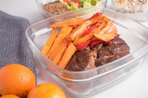 Fitnesa treneres Alisas Lagzdiņas piedāvātais food preps ...