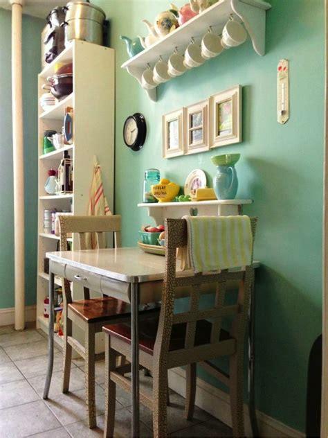 kitchen table of color press ideas para cocinas peque 241 as 9602