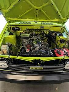 1983 Toyota Corolla Wagon Dx
