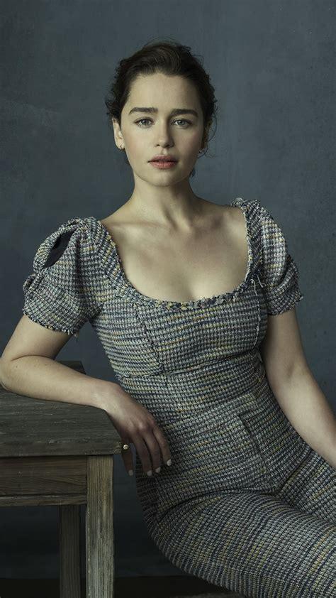 Emilia isobel euphemia rose clarke (born 23 october 1986) is a british actress. Emilia Clarke Mobile Wallpaper - HD Mobile Walls
