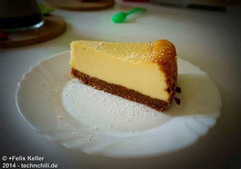 der perfekte  york cheesecake endlich das rezept