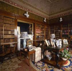 edwardian home interiors library harewood house