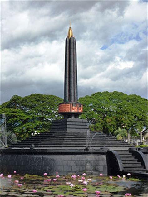 wisata sejarah tugu kota malang ikon kota malang
