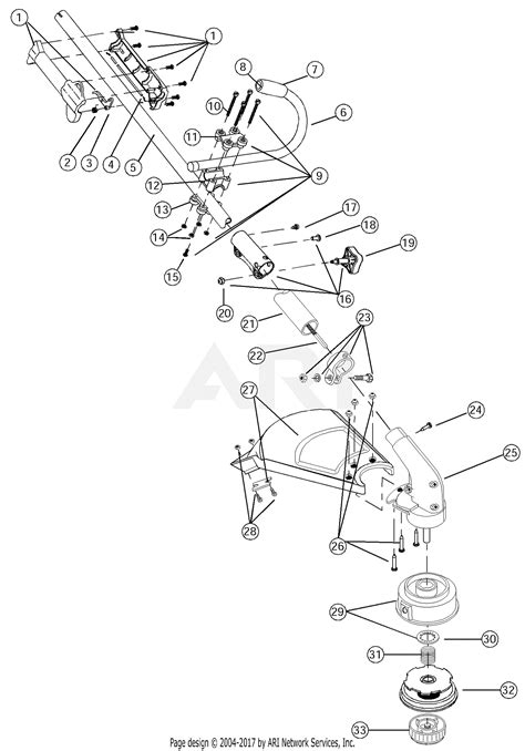 Mtd Reb Adebc Parts Diagram