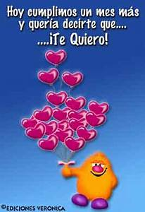 Muñequitos, globos, corazones, dulce, tierna, e mail, electrónica, postal e mail, corazón, de