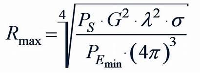Radar Equation Basics Receiver Radartutorial Cw Sensitivity