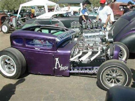 Purple Eater Car by 280 Best Deuce Coupes Images On Rat