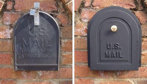 mailbox door repair brick mailbox door replacement and repair gwinnett