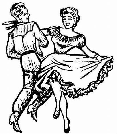 Square Clip Dance Dancing Dancer Ballet