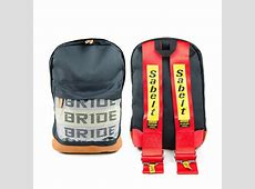 BRIDE Sabelt Racing Harness Backpack – Daily Drivers Inc
