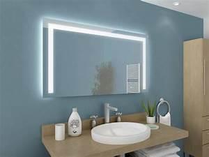 Badspiegel Mit Led Beleuchtung : badspiegel mit led beleuchtung imperia ~ Buech-reservation.com Haus und Dekorationen