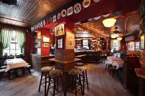 york restaurants british irish food