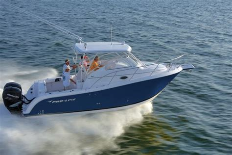 Troline Boat by Research 2011 Pro Line Boats 29 Express On Iboats