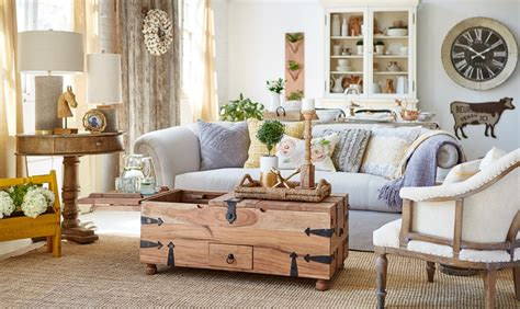 Homegoods Decor: Modern Farmhouse Living Room {behind The Scenes At