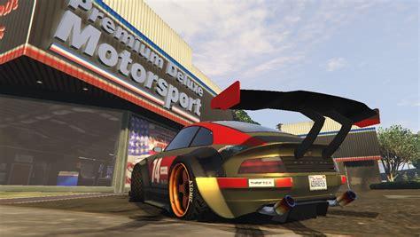 Premium Deluxe Motorsport Car Shop