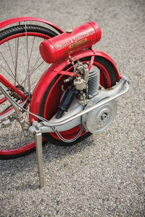 Briggs & Stratton Motor Wheel Bicycle