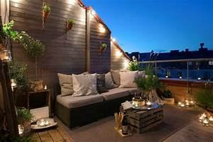 Rattan Sofa Balkon : ein farbiger terrassenteppich wird ihren balkon sch n erfrischen ~ Indierocktalk.com Haus und Dekorationen