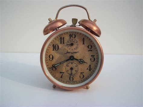 Antique Alarm Clock-rare Copper Alarm Clock Retro Home Decor
