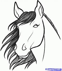 How to draw a Horse Step by Step | School: Art | Pinterest ...