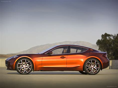 Fisker Atlantic Concept 2018 Exotic Car Wallpaper 03 Of