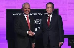 Leaders Agree To Australia U0026 39 S First Online Election Debate