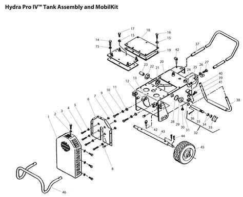 speeflo hydra pro iv gas powered airless sprayer titan