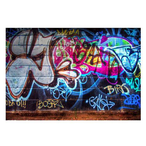 5x3ft Graffiti Wall Theme Fotografia Sfondo Photo Backdrop