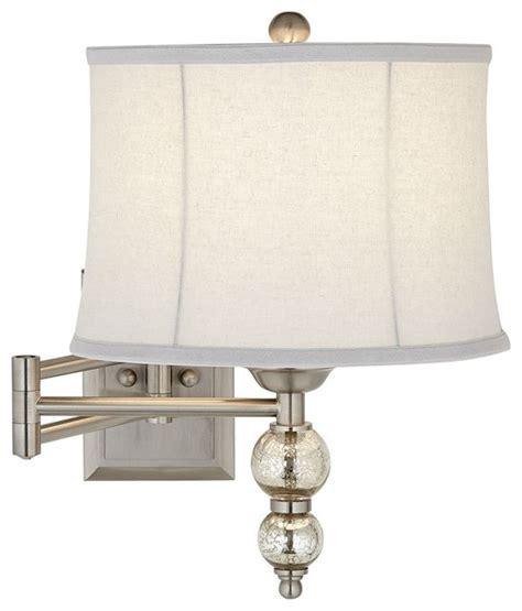pacific coast manhattan chic swing arm wall sconce