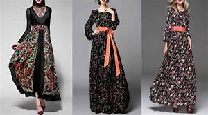 robe hijab model images With robe longue hijab 2017